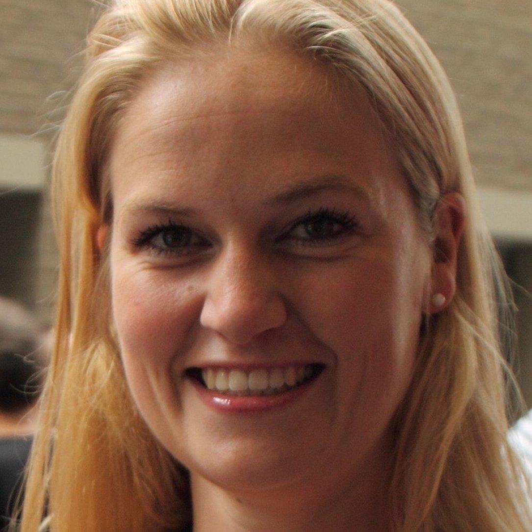 Portrait of Anne-Marie Geenjaar